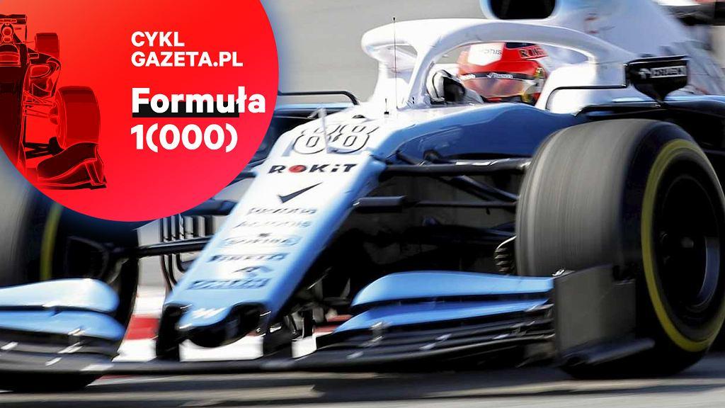 Cykl F1(000) w Sport.pl