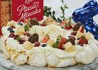 Świąteczny tort bezowy E.Wedel