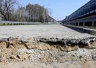 Włoskie firmy nie dają sobie rady z budową dróg w Polsce. Opóźnienia i protesty