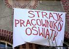 """Strajk nauczycieli. Przedszkola w małych miejscowościach przerywają protest. Trudniej powiedzieć """"nie"""" sąsiadowi"""