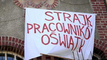 W Zachodniopomorskiem ze strajku nie wycofała się ani jedna szkoła