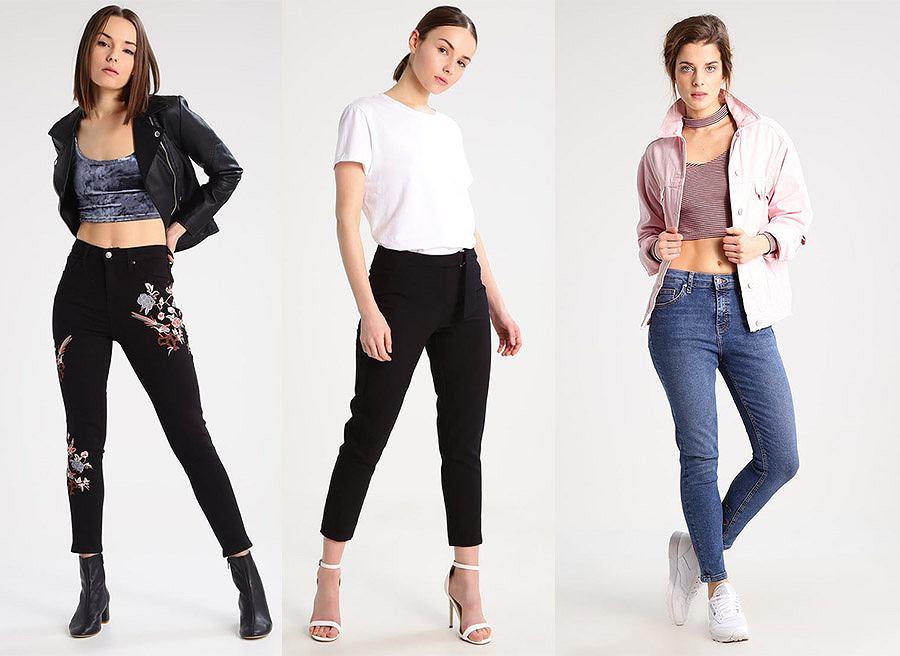 d591e06b Spodnie dla niskich kobiet - gdzie kupić i jak wystylizować?