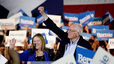 Bernie Sanders wygrywa prawybory w Nevadzie