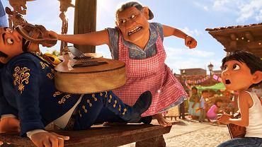 'Coco' reż. Lee Unkrich, prod. Walt Disney Pictures, Pixar Animation Studios, 2017
