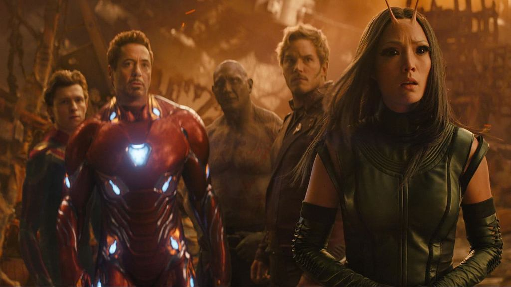 'Avengers. Wojna bez granic'