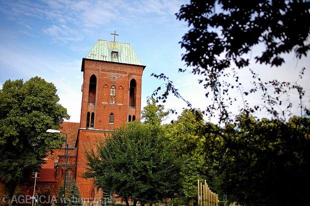 Katedra św. Jana Chrzciciela w Kamieniu Pomorskim