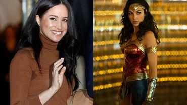 Meghan Markle, Wonderwoman