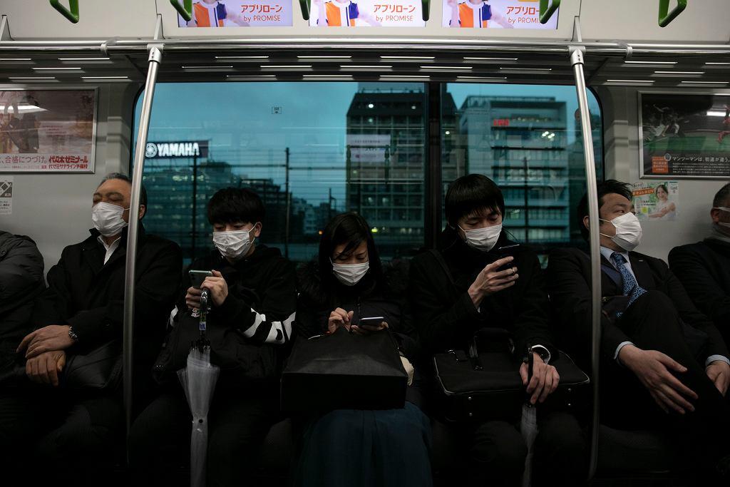 Koronawirus w Japonii