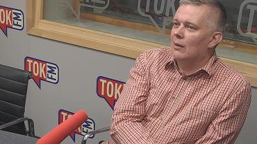 Poseł Tomasz Siemoniak (PO) w TOK FM