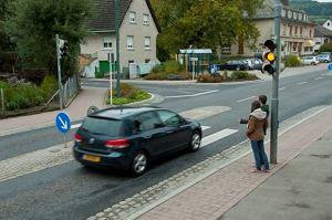 Przepisy drogowe to tylko sugestia?