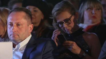 Kamil Durczok i Marianna Dufek