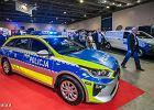 Nowe oznakowanie radiowozów. Polskie samochody policyjne zmienią barwy?