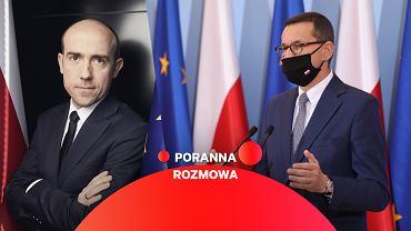 Borys Budka gościem Porannej rozmowy Gazeta.pl