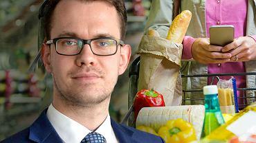 Jakub Olipra, ekonomista banku CreditAgricole