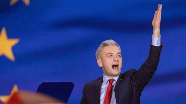 Wybory do europarlamentu 2019. Robert Biedroń