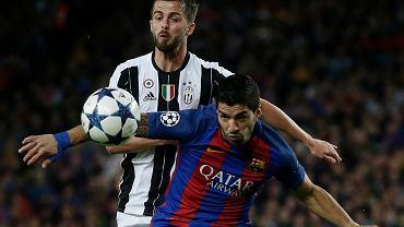 Rewanżowy mecz Ligi Mistrzów pomiędzy Barceloną a Juventusem