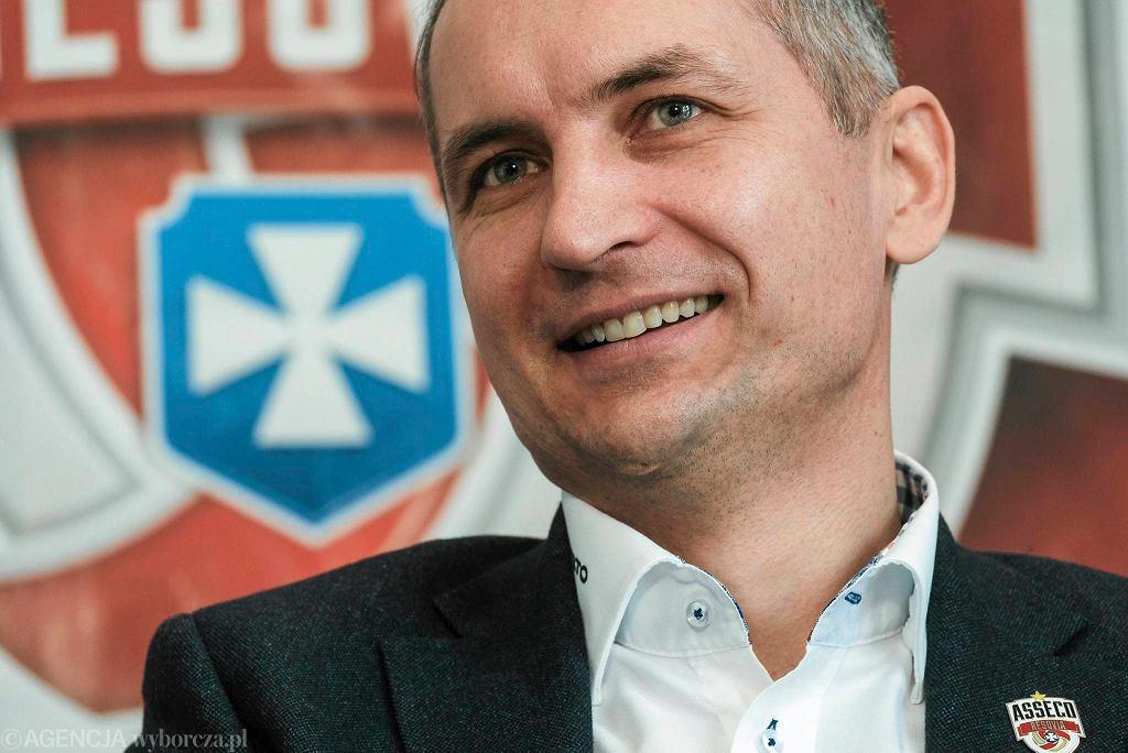 Andrzej Kowal żegna się z Asseco Resovią
