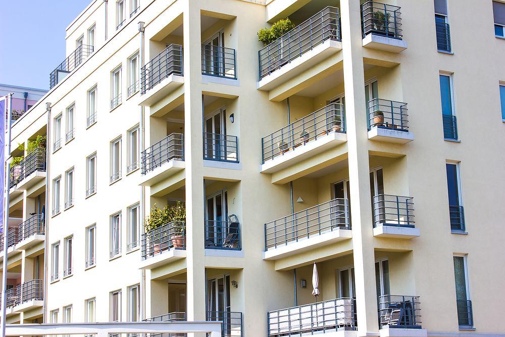 Duży popyt na nowe mieszkania