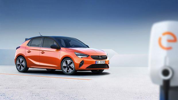 Opel Corsa-e 2020