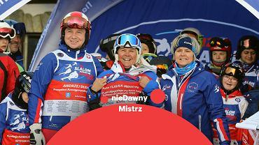 Zakopane. Stacja narciarska Szymoszkowa. Prezydent Andrzej Duda otworzył zawody Fundacji Handicap