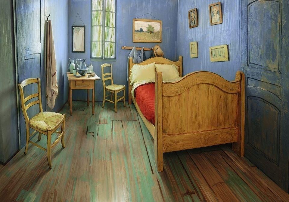 Replika pokoju Van Gogha w Chicago