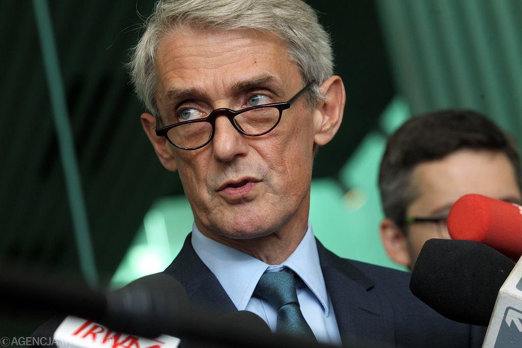 Rzecznik prasowy Sądu Najwyższego Michał Laskowski