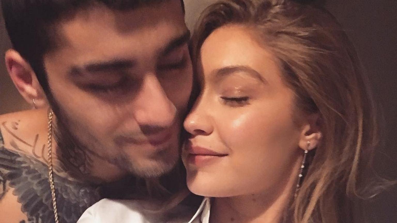 Gigi Hadid jest w ciąży! Zayn Malik z One Direction zostanie ojcem