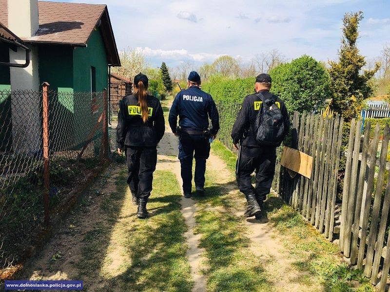 Nowogrodziec. Poszukiwania trzyletniego Kacpra Błażejowskiego