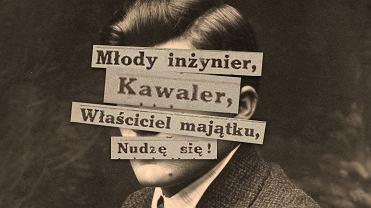 Przedwojenne ogłoszenia matrymonialne, źródło: Fortuna, pierwsze w Polsce matrymonialne czasopismo.