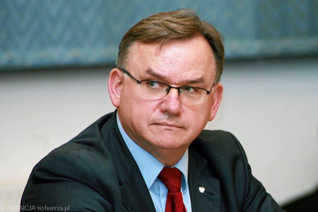 Marek Surmacz nie przyjął mandatu poselskiego, który zwalnia Elżbieta Rafalska