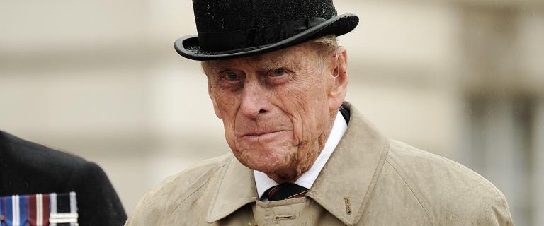 Media dotarły do aktu zgonu księcia Filipa. Poznaliśmy przyczynę jego śmierci