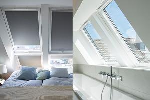 Sypialnia i łazienka ze skosami. Jak urządzić, by piękna aranżacja była również funkcjonalna?