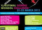V Festiwal Górski Wondół Challenge [PROGRAM]