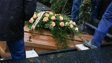 Pogrzeb (zdjęcie ilustracyjne)