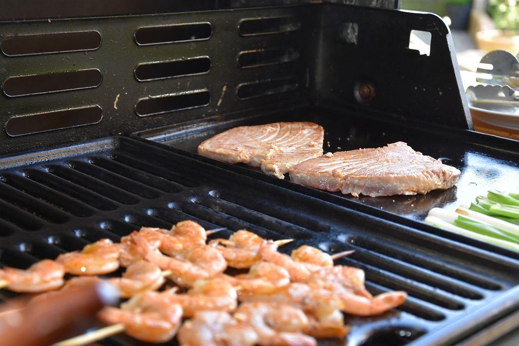 Na grillu przyrządzimy różne dania