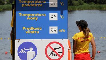 Pogoda na lato. Średnia temperatura miesięczna w Polsce rośnie. W czerwcu padł rekord