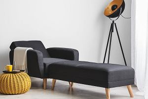 Fotel rozkładany: idealny mebel do małego mieszkania