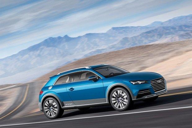 Audi allroad shooting brake | Nowe pomysły