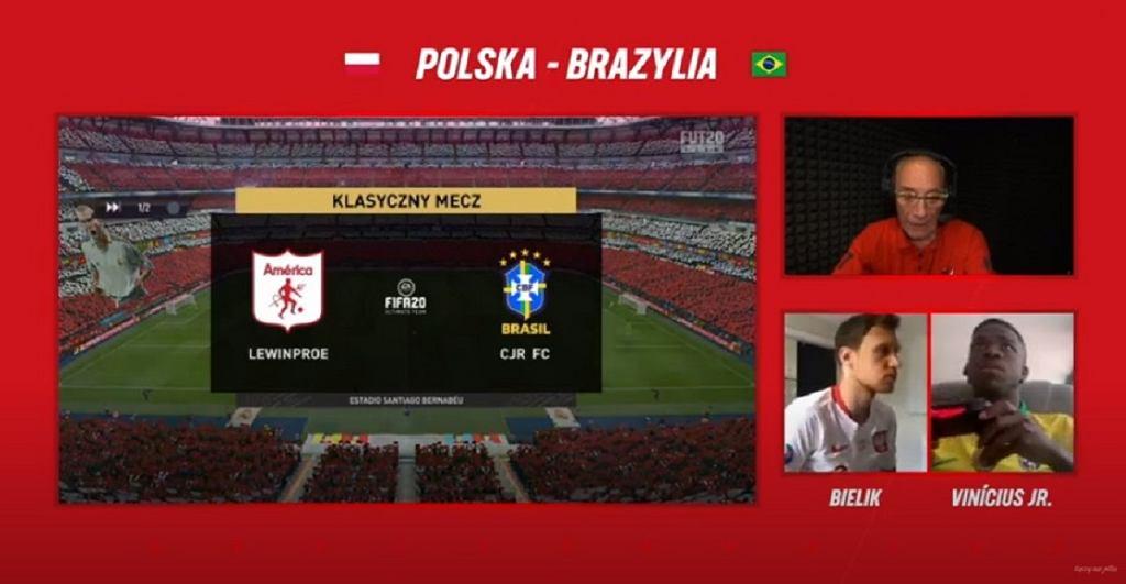 Polska ograła Brazylię! 'Udało się, chwała mi za to'