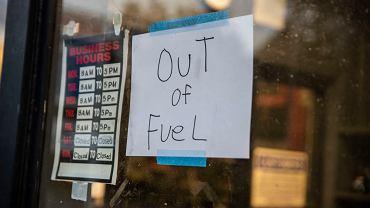 USA. Na stacjach brakuje paliwa. Amerykanie rzucili się tankować po ataku hakerskim na rurociąg