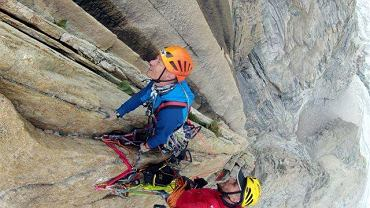 Polacy na Great Trango Tower