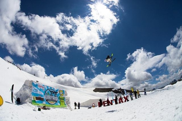 Kumi Yama, czyli japońska zima latem w Les 2 Alpes