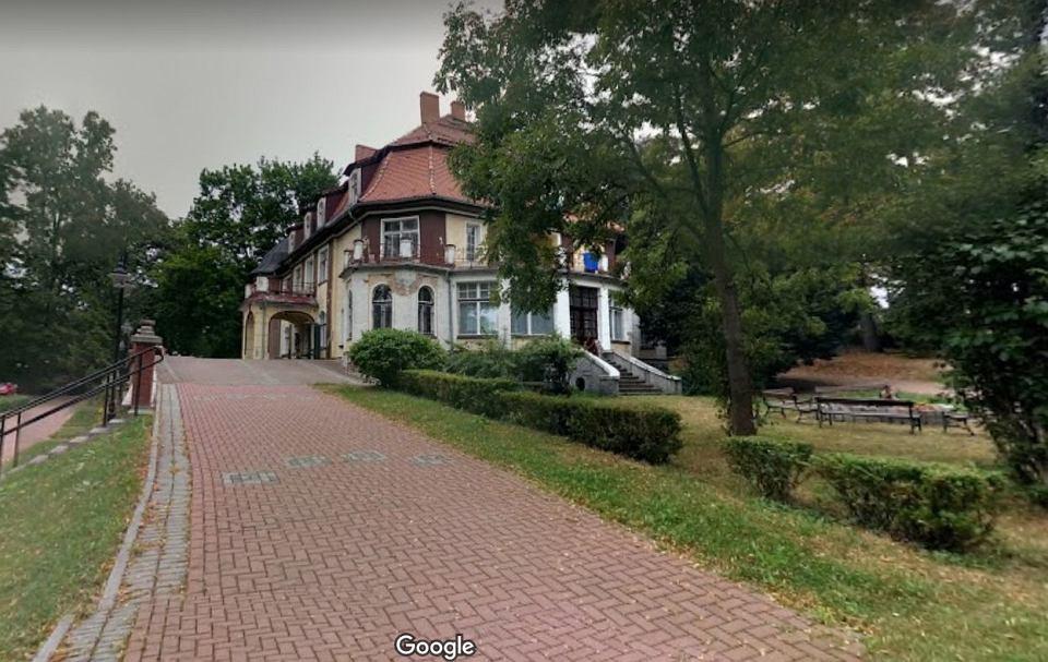 Pałacyk w Muchowie