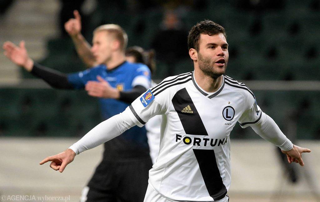 Puchar Polski. Legia - Zawisza 4:0