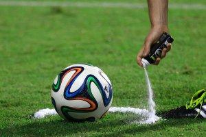 MŚ 2014. Znikający spray pojawi się w Lidze Mistrzów