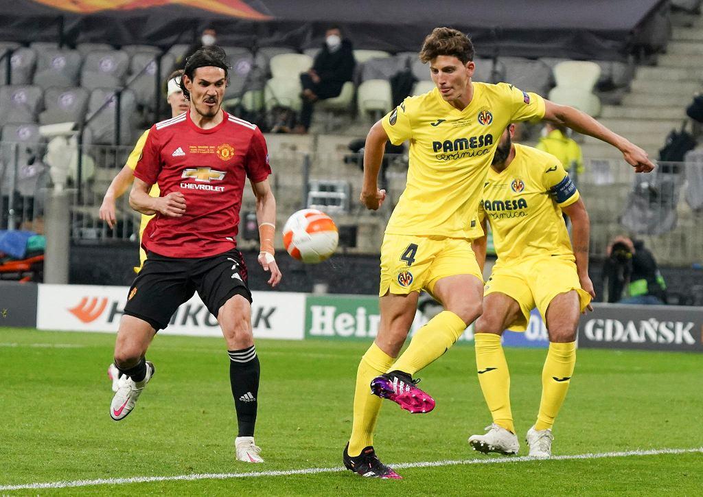 Finał Ligi Europy Villarreal - Manchester United