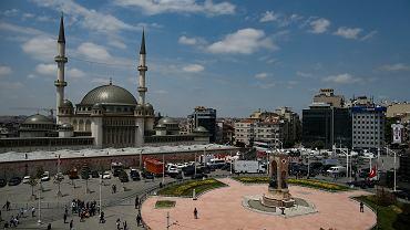 Erdogan otworzył meczet w Stambule