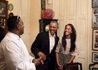 """Barack Obama na Kubie może liczyć na wsparcie córek. Jaką """"funkcję"""" pełni Malia? Nie"""