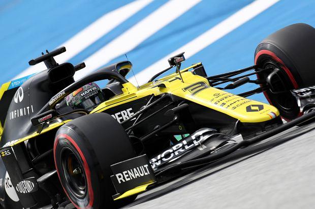 Oficjalnie: Renault zniknie z Formuły 1. Zmiana nazwy po pięciu latach