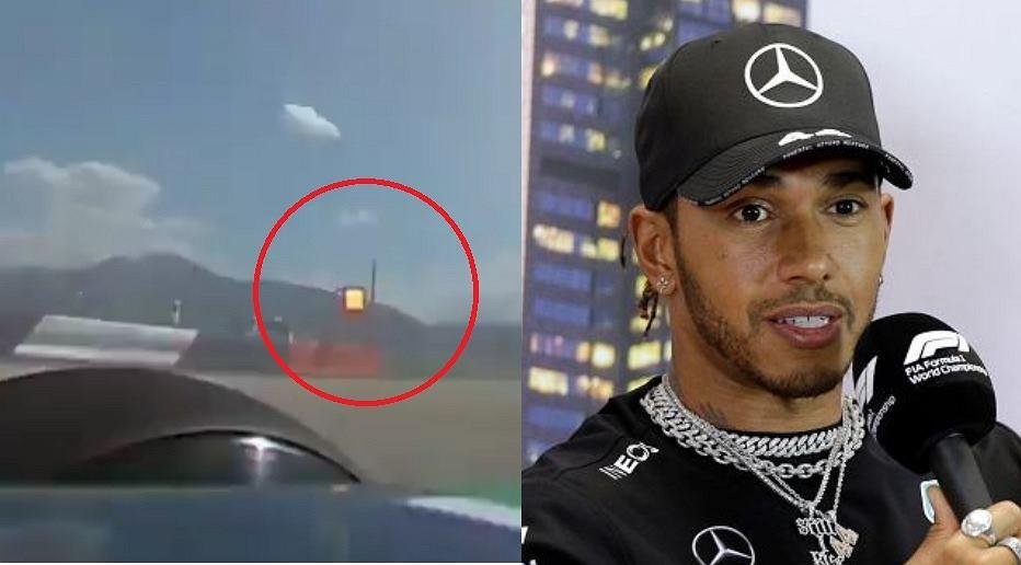 Lewis Hamilton uniknął kary przed wyścigiem o GP Austrii F1